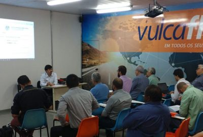 Vulcaflex hosts ABNT Technical Requirements Review Group