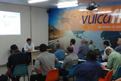 Vulcaflex recebe Grupo de Revisão de Normas Técnicas ABNT