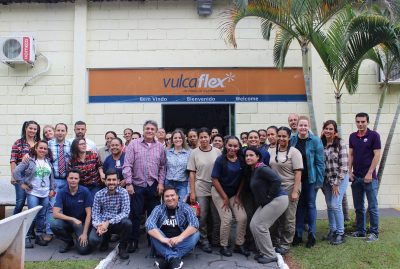 Health, safety and environment are the themes of a special week at Vulcaflex